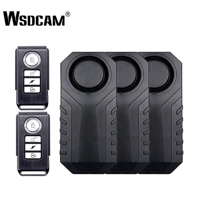 Wsdcam водонепроницаемый пульт дистанционного управления мотоцикл электрический автомобиль безопасности анти потеря напоминание вибрацион...