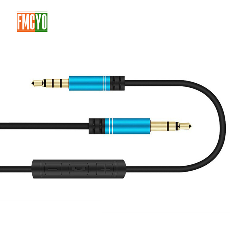 Image 3 - Jack 3.5 Audio Extension Cable for Huawei P20 lite Stereo 3.5mm Jack Aux Cable for Headphones