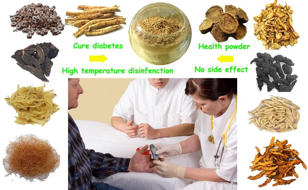исцеление от диабета