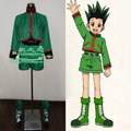 Anime Hunter X Hunter Gon Freecss Cosplay Costumes full set for Party Customized