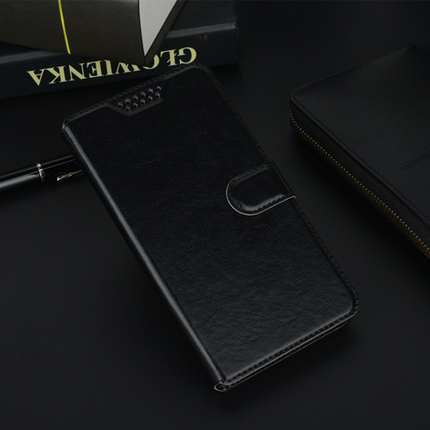 High Quality Stander Leather Case Cover for Xiaomi Black Shark Pocophone F1 Poco F1 Mi Play  Flip Wallet Cases Black Soft Covers Islamabad
