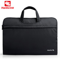 Hanke Lightweight Laptop Bag Case Notebook Sleeve 13 14 Inch Men Women Water Repellent Handbag Office