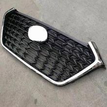 Автомобильная решетка для гоночного гриля эмблемы abs радиатор