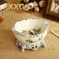 XXXG// European luxury living room decoration Home Furnishing fashion creative storage box decoration crafts wholesale