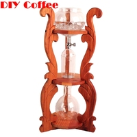 NEW ARRIVAL  GATER 5-8 Cups Counted Dutch Coffee Cold Drip Water Drip Korean Ice Drip Syphon Maker