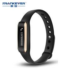 Frankever Smart Band Bluetooth спортивный браслет монитор сердечного ритма наручные часы Интеллектуальный Фитнес браслет Водонепроницаемый браслет