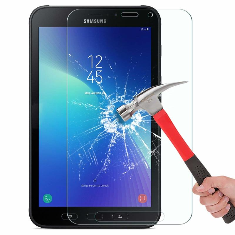 0.3mm 9H Tempered Glass Screen Protective For Samsung Galaxy Tab Active T360 T365 Active 2 T395 T390 Protector Film SM-T360