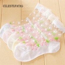 Носки для девочек; сетчатые носки до колена; детские носки; носки с оборками; носки для девочек; 5 пар/лот; DCLL-031-5P