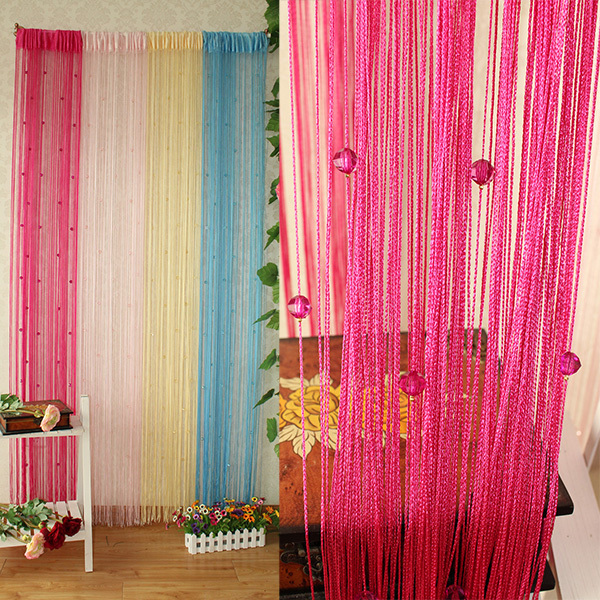 Popular Beaded Curtain Door-Buy Cheap Beaded Curtain Door lots ...