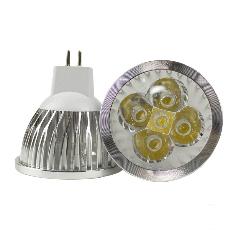 High Power Spotlight Bulb MR16 12V Dimmable 9W 12W 15W LED Light Warm/Cool White LED Lamp Downlight Free Shipping g24 e27 12w cob led light horizontal plug lamp no dimmable cool white warm white ac85 265v high brightness free shipping