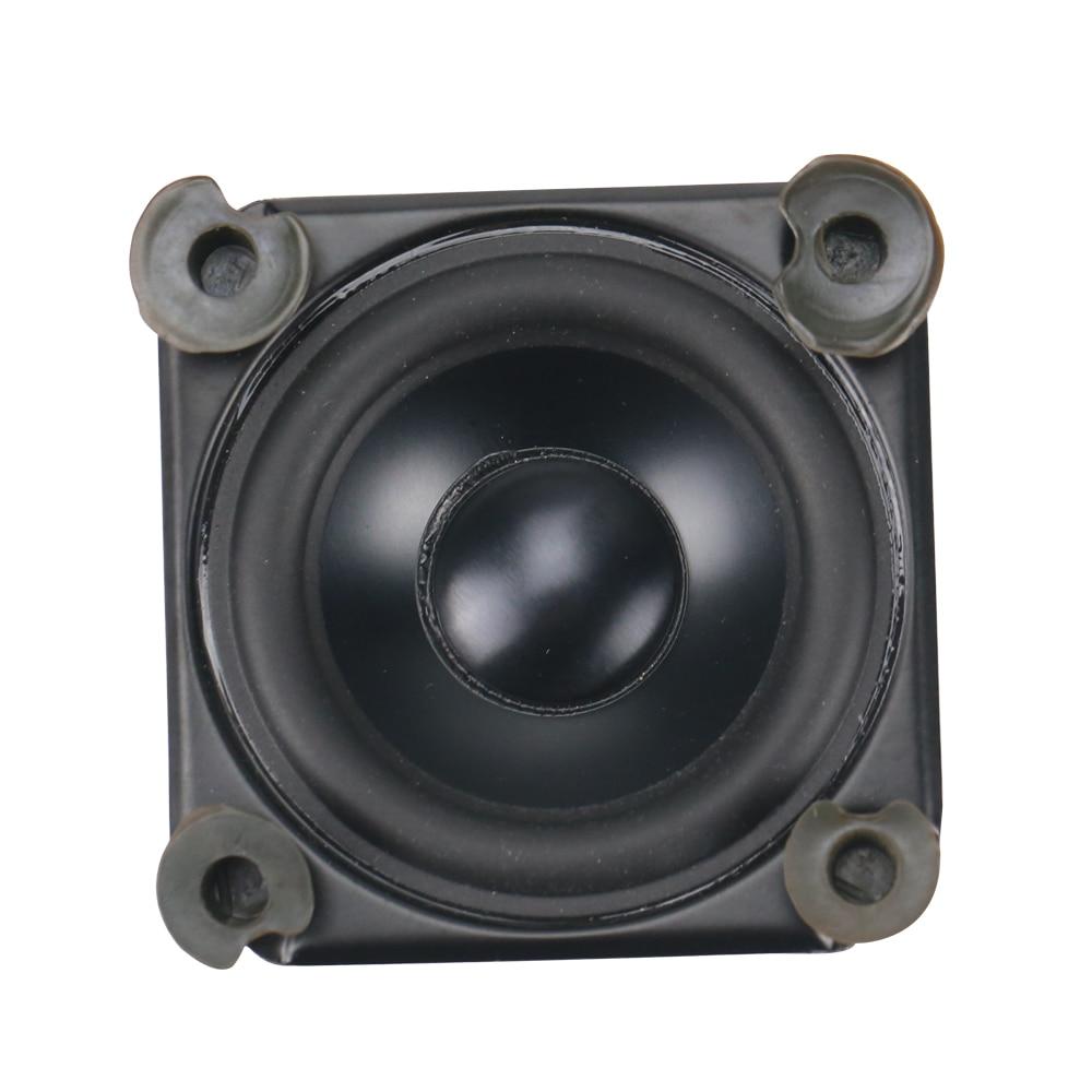 Image 3 - GHXAMP 3 INCH 4OHM Full Range Speaker Woofer Waterproof Tweeter Mid Low frequency For Peerless Speaker Bluetooth DIY 40W 1PC-in Portable Speakers from Consumer Electronics