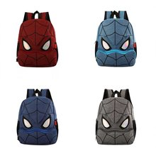 Children School Bags Spiderman Backpack Baby Mochila Infantil Toddler Bag kids School Bag Kindergarten Rucksacks(China)