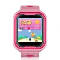 Детские умные часы 4G детей часы gps трекер LBS WI FI местоположение sos вызов Android 4,2 шагомер Камера 1,4 HD Smart часы M05