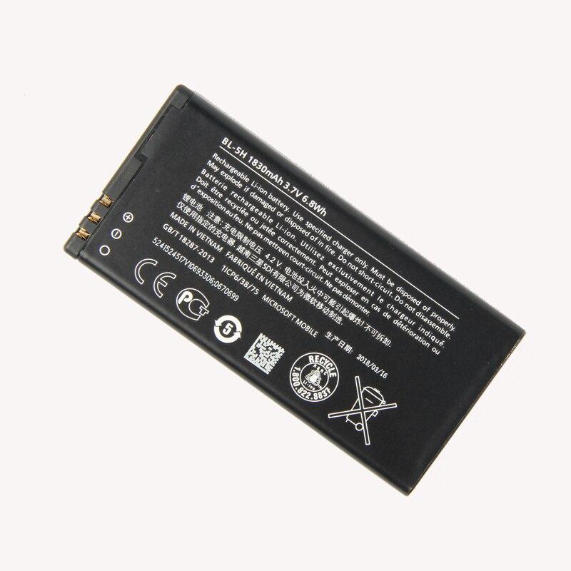 793e788716e Cheap Original BL 5H de la batería del teléfono para Nokia Lumia 630 38 635  636