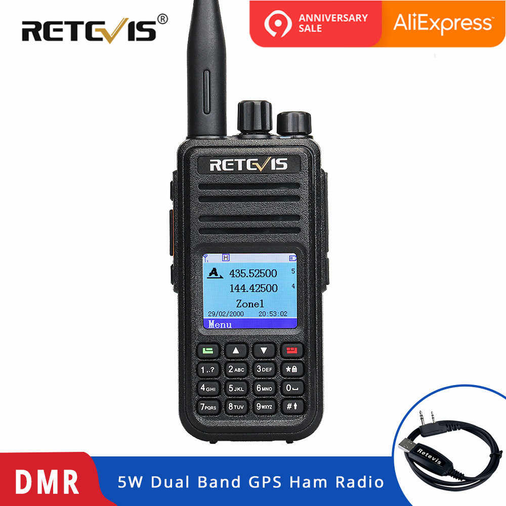 Detail Feedback Questions about 2019 Baofeng DM 1701 Dual Band Dual