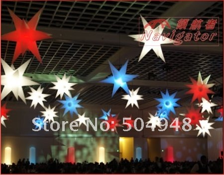 lighted inflatable star for party decoration wedding inflatabe star inflatable lighted stars for party decoration
