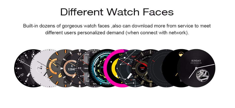smartwatch android 12