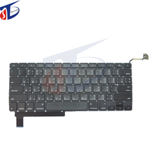 Early 2008-2012year For Apple Macbook retina 15″ A1286 America Thai US TH keyboard without backlight