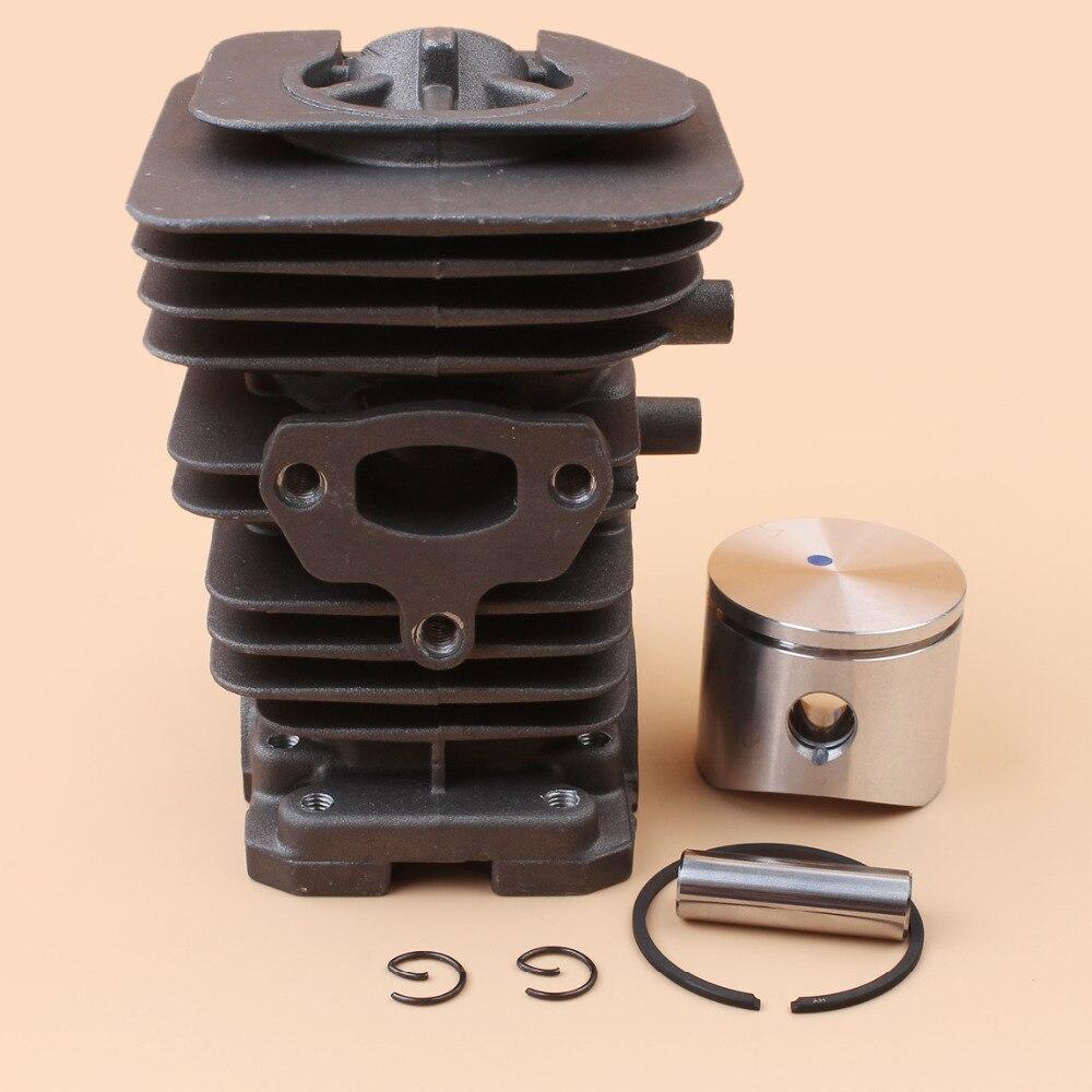 40MM BIG BORE Cylinder Piston Ring Engine Kit Fit Husqvarna 141 142 136 137 Jonsered 2040 CS2040 Chainsaw Motor Parts