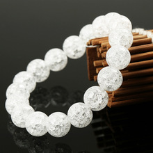 Fashion Jewelry Bracelet for Women White Crystal Br