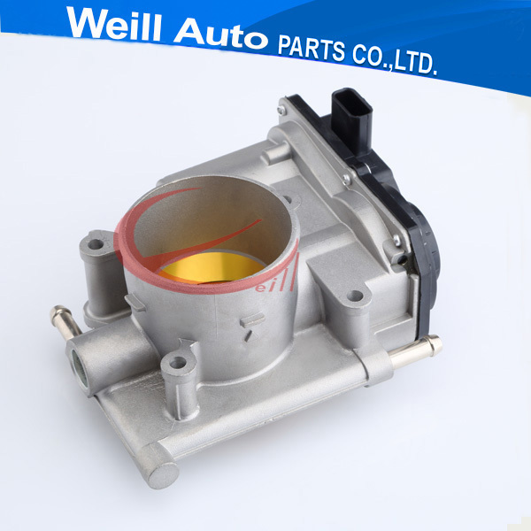 55mm inner bore 2.0 2.3L Electronic Throttle Body case for Mazda 3 5 6 with OEM number L3R413640 125001390 brand new throttle body assebmly for mazda 6 2 0l 2 3l besturn b70 l3r413640 125001390 newest type 3 years warranty