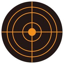 Получить скидку Брызги Цели Наклейки (Кол-во 250 шт. 3 «) «палки и брызги» реактивной Стрельба цели-пистолет-винтовка-пистолет-страйкбол-воздушку