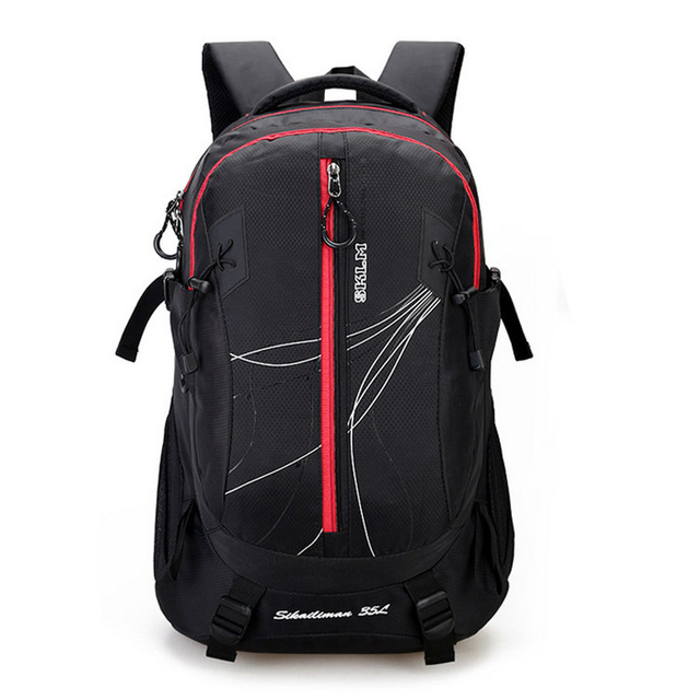 40L 50L Military Brand Mountaineering Backpack Large Bicycle Road Rucksack Water-proof Nylon Traveling Packs Laptop XA1375B