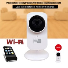 Mini Size IP Camera Wifi CCTV Home Security IP Camera 720P Wireless Audio Surveillance Camera HD Night Vision
