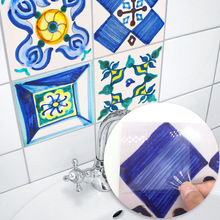 Funlife New Valencia brick pattern creative kitchen bathroom tile stickers bedroom living room home decoration wall stickers