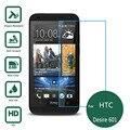 Para htc desire 601 vidrio templado protector de la pantalla 2.5 9 h seguridad Película protectora en Zara D601 6160 D6160 Cdma Dual Sim Lte