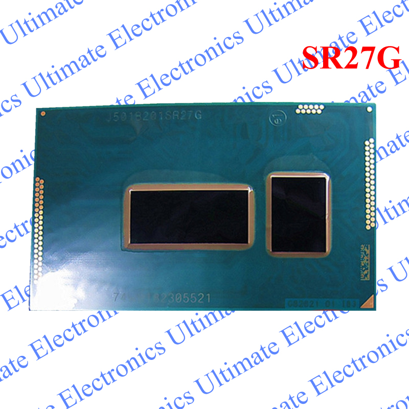 ELECYINGFO Refurbished SR27G I3-5005U SR27G I3 5005U BGA chip tested 100% work and good qualityELECYINGFO Refurbished SR27G I3-5005U SR27G I3 5005U BGA chip tested 100% work and good quality