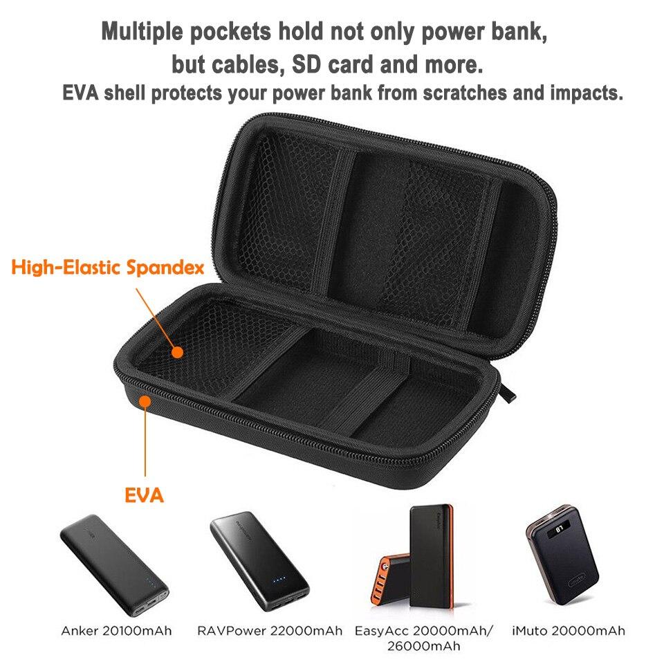 EasyAcc Power Bank պայուսակի արտաքին մարտկոցի - Բջջային հեռախոսի պարագաներ և պահեստամասեր - Լուսանկար 4