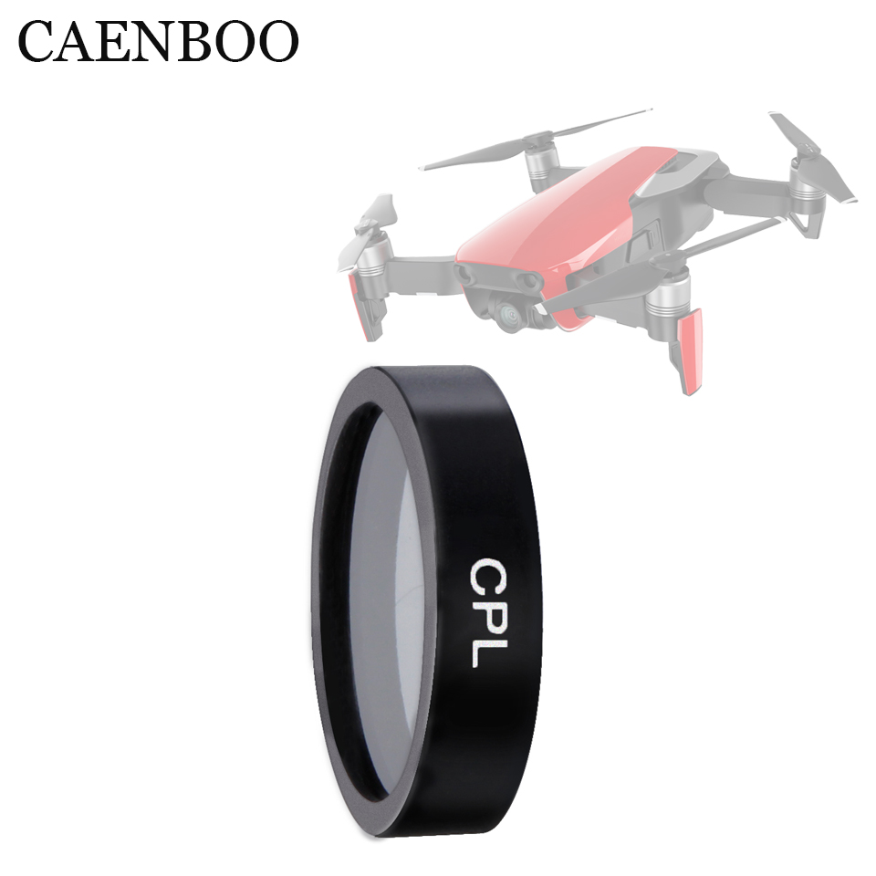 Caenboo Mavic Air Drone Camera Filters Set Circular