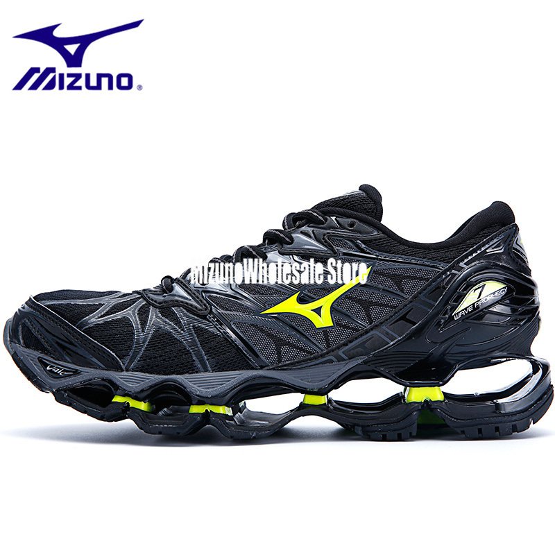 ALI shop ...  ... 32973473391 ... 2 ... Original MIZUNO WAVE Prophecy 7 professional Men Shoes 8 Colors Outdoor Sport sneakers Best Men Weightlifting Shoes Size 40-45 ...
