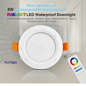 Image 4 - Miboxer 6W/9W/12W/15W/18W RGB+CCT led Downlight Dimmable Ceiling AC110V 220V FUT062/FUT063/FUT066/FUT068/FUT069/FUT089