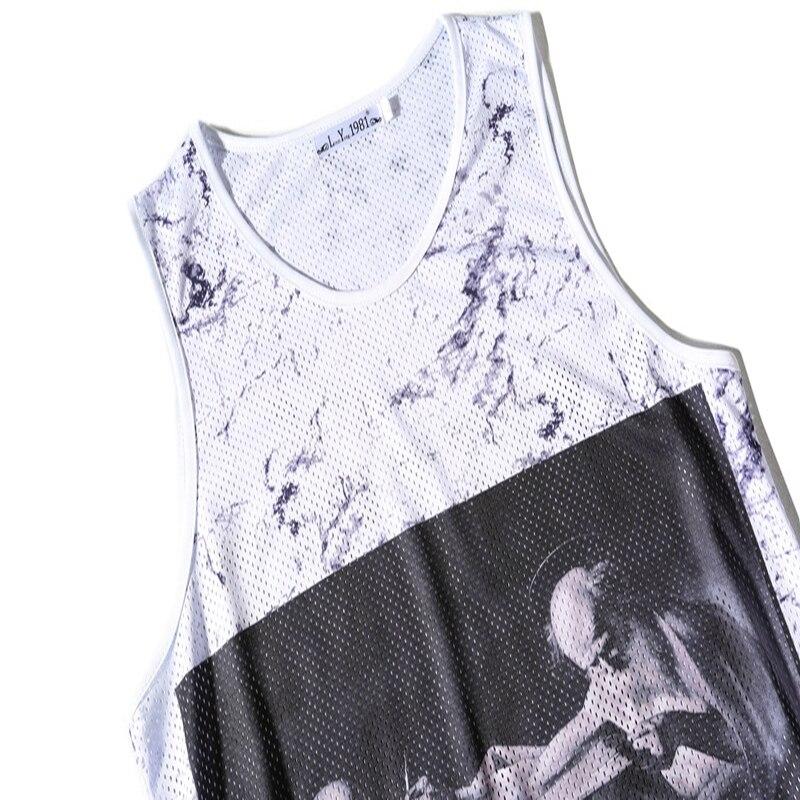 RHCP Red Hot Chili Peppers camiseta camisetas hombre caliente NK punk rap  alternativa Rock Red Hot 526623d07ef
