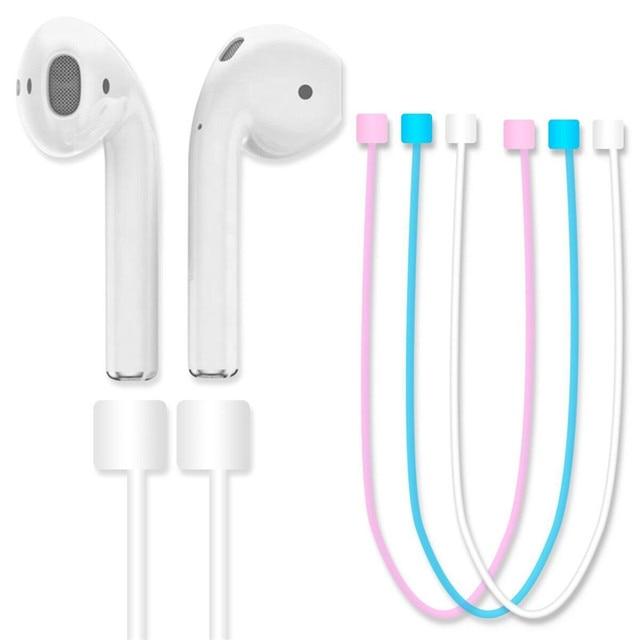 мягкие силиконовые светящиеся наушники кабель ремешок для Apple