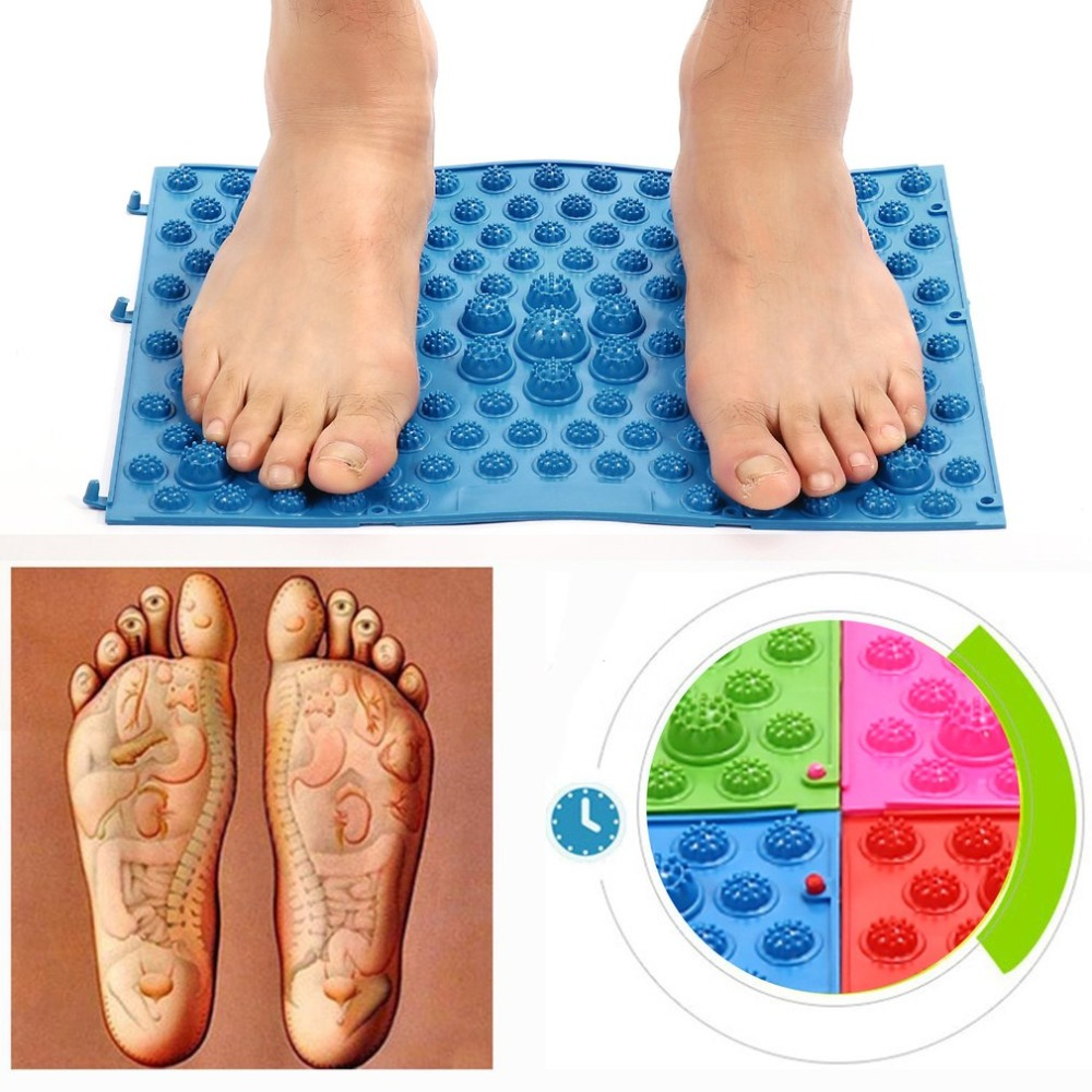 Foot care acupressure Foot Mats Foot Reflexology Walking ...