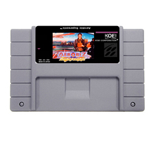 Massive Promotion AEROBIZ SUPERSONIC Recreation Card For 46 Pin 16 Bit NTSC Recreation Participant Save File!