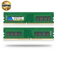 JZL LONG DIMM PC4 19200 DDR4 2400MHz 8 GB / PC4 19200 DDR 4 2400 MHz 8GB LC17 288 PIN Desktop PC Computer Ram DIMM Memory Stick