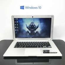 2017 новые 14 дюймов ноутбука Бесплатная доставка, высокое качество Ultrabook 4 ГБ/64 г с Windows 10, Ноутбук предлагаем бесплатную мыши подарки