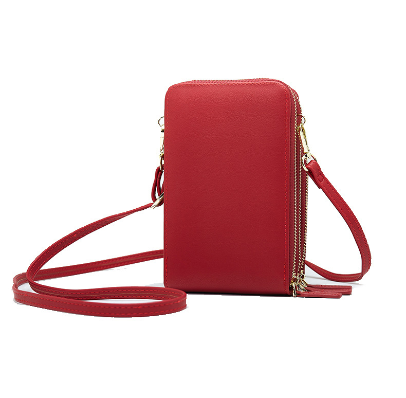 New Arrival Colorful Cellphone Bag Fashion Daily Use Card Holder Small Summer Shoulder Bag for Women 7