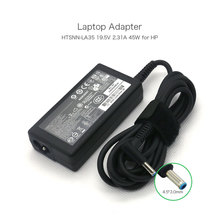 19.5V 2.31A 45W 4.0*1.7mm Laptop AC Adapter for HP EliteBook Folio 9470m HSTNN-LA35 HSTNN-DA35 696607-001 Ultrabook Blue Tip