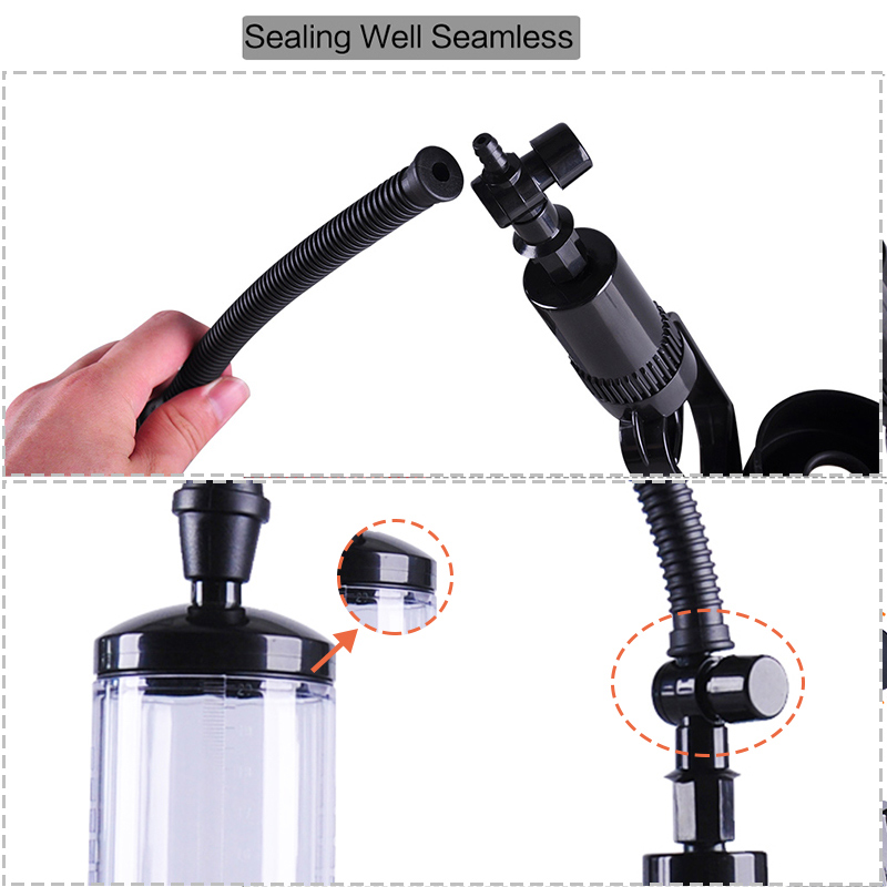 Male Powerful Penis Enlargement Extension Machine Penis Massager Male Vacuum Penis Pump Erotic Sex Toys for Adult Sex Products 5