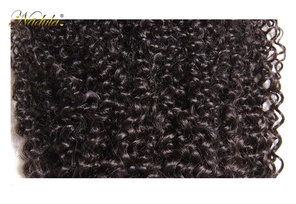 HTB19QU9aPzuK1Rjy0Fpq6yEpFXaY Nadula Hair Brazilian Curly Bundles With Closure 4*4 Lace Closure Remy Human Hair Bundles With Closure 3 Bundles With Closure