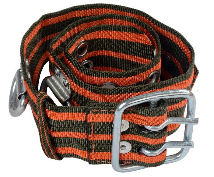 Sicherheitsgurt ZuverläSsig Outdoor Klettern Gürtel Taille Sicherheit Feste Gürtel Für Erwachsene Rettungsring Gm1418