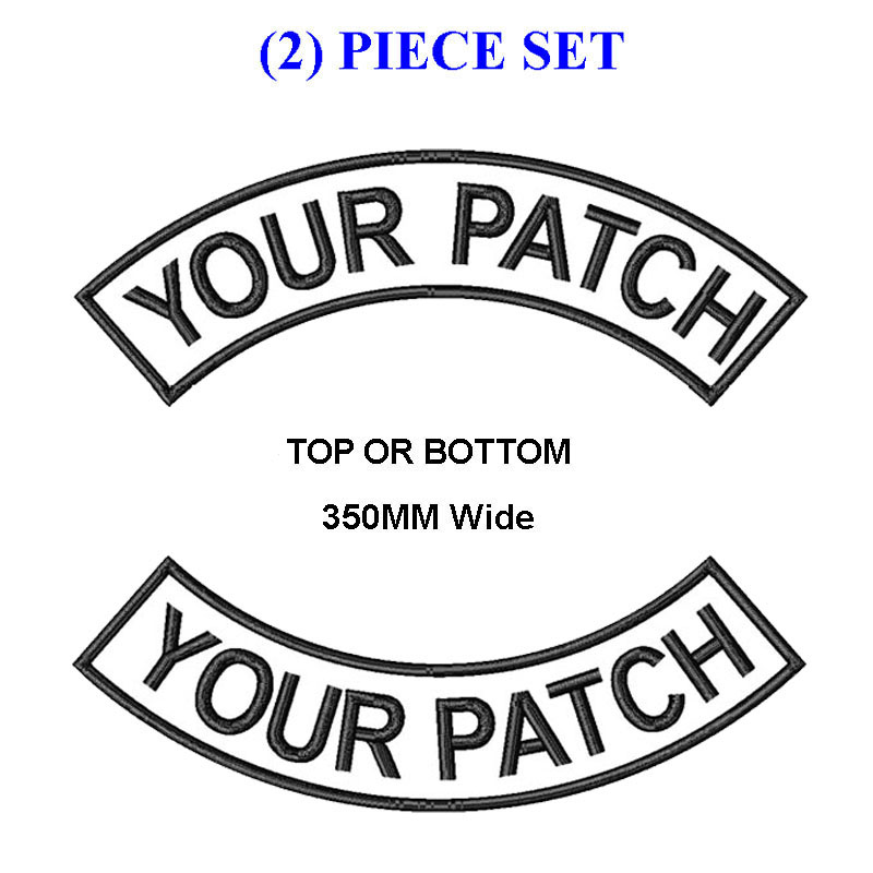 Custom biker patches_28