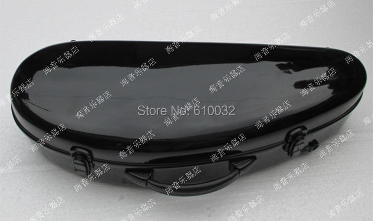 D  black color  Alto saxophone Glass Fiber case Light Durable Lock Blue New #      color alto saxophone glass fiber case light durable lock blue new white color
