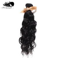 Mocha Hair Brazilian Virgin Hair Natural Wave 100% Unprocessed Human Hair Weave Bundles