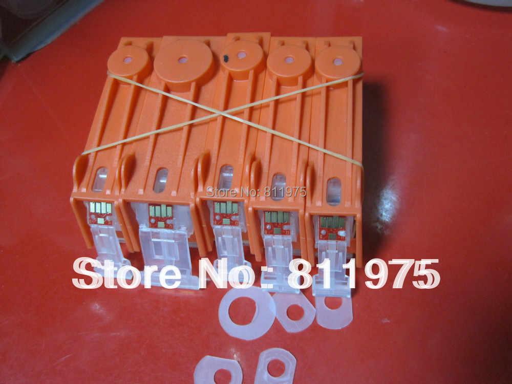 Untuk Canon MG5240 MG5140 MG5340 IP4840 IP4940 MX884 IX6540 MX894 MX714 Printer PGI-425 CLI-426 Isi Ulang Ink Cartridge dengan Chip